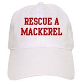 Rescue Mackerel Baseball Cap