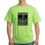 KozMuscle Green T-Shirt