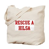 Rescue Hilsa Tote Bag