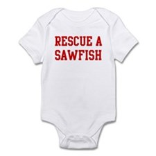 Rescue Sawfish Infant Bodysuit