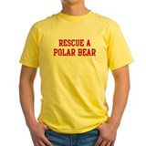 Rescue Polar Bear T