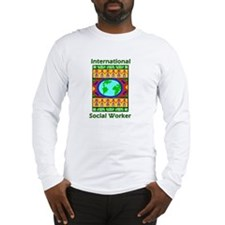 International Social Worker Long Sleeve T-Shirt