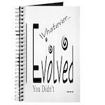 I Evolved Journal