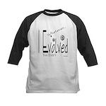I Evolved Kids Baseball Jersey