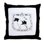 PDR Throw Pillow