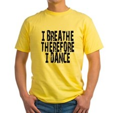"""I Breathe / Dance"" T"