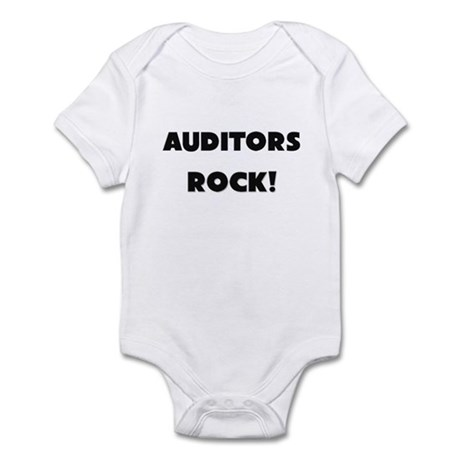 Auditors ROCK Infant Bodysuit