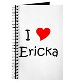 Unique Ericka Journal