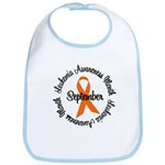 Leukemia Survivor Circle Bib