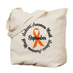 Leukemia Survivor Circle Tote Bag