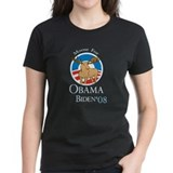 Moose for Obama Biden Tee