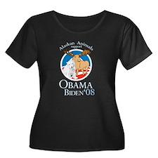 Alaskan Animals for Obama Bid T