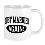 Just Married Again Mug