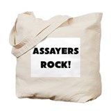 Assayers ROCK Tote Bag