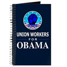Union Workers Obama Journal