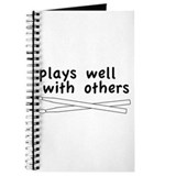 Plays Well (Drums) Journal