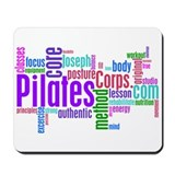 Pilates Corps Mousepad