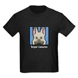 Anime Belgian Laekenois Kids Dark TShirt