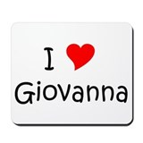 Unique Giovanna Mousepad