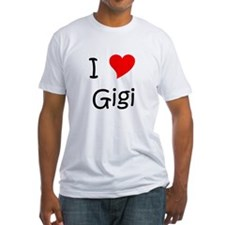 Unique I love gigi Shirt