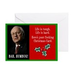 Cheney F'ing Christmas Card