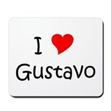 Cool Gustavo Mousepad