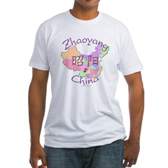 Zhaoyang China Fitted T-Shirt