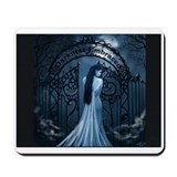 &quot;Darkness Embraced&quot; Mousepad