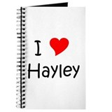 Funny Hayley Journal