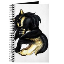 cartoon werewolf Journal