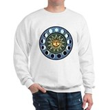 Moon Phases Mandala Jumper