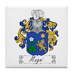 Magni Family Crest Tile Coaster