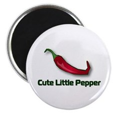 Cute Little Pepper Magnet