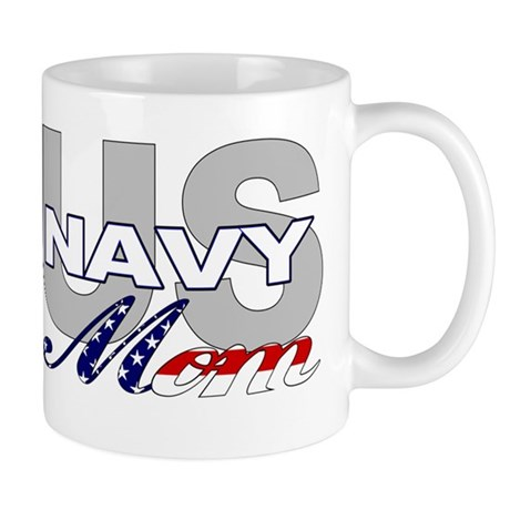 US Navy Mom Mug
