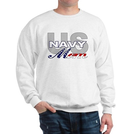 US Navy Mom Sweatshirt