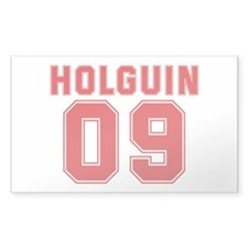 HOLGUIN 09 Rectangle Sticker 50 pk)