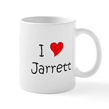 Unique I love jarrett Mug