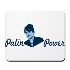 Sarah Palin Power Mousepad