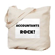 Accountants ROCK Tote Bag