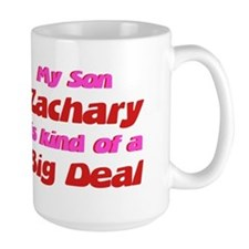 My Son Zachary - Big Deal Mug