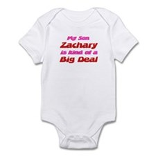 My Son Zachary - Big Deal Infant Bodysuit