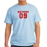 MATHEWS 09 T-Shirt