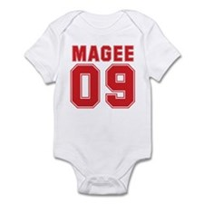 MAGEE 09 Infant Bodysuit