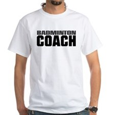 Badminton Coach Shirt