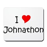 Funny Johnathon Mousepad