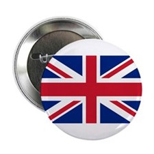 "Union Jack 2.25"" Button"