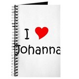 Funny Johanna Journal
