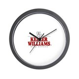 Cool William Wall Clock