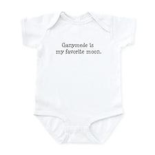 Ganymede Infant Bodysuit
