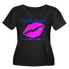 Read My Lipstick Palin T